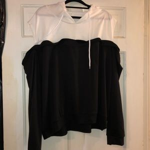 Cold shoulder Hoodie! From SHEIN tag says 4X